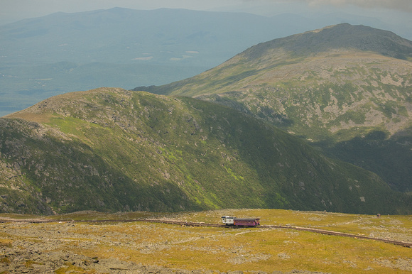 Mount Washington Cog Rail